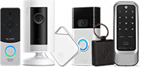 Smart doorbell and camera systems